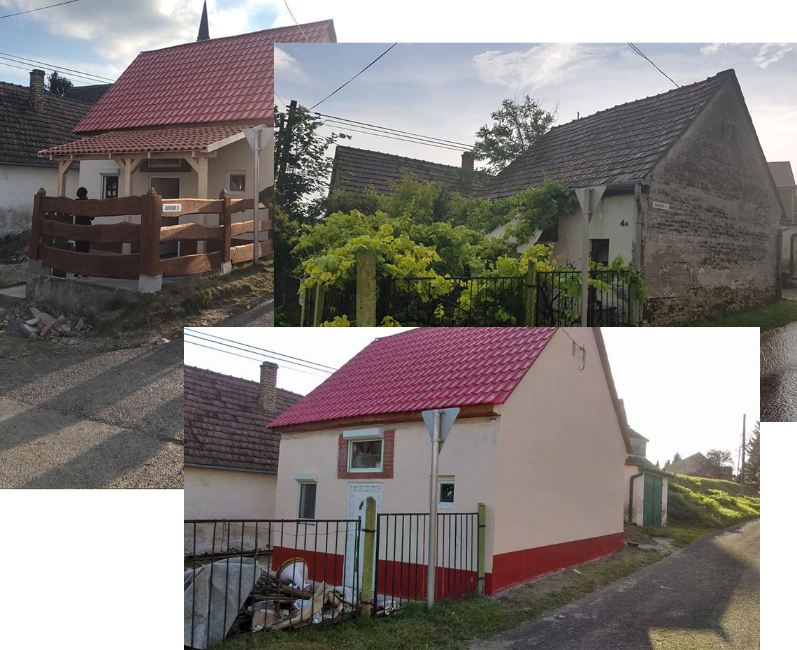 home pic 1 Vakantie Woning Hongarije