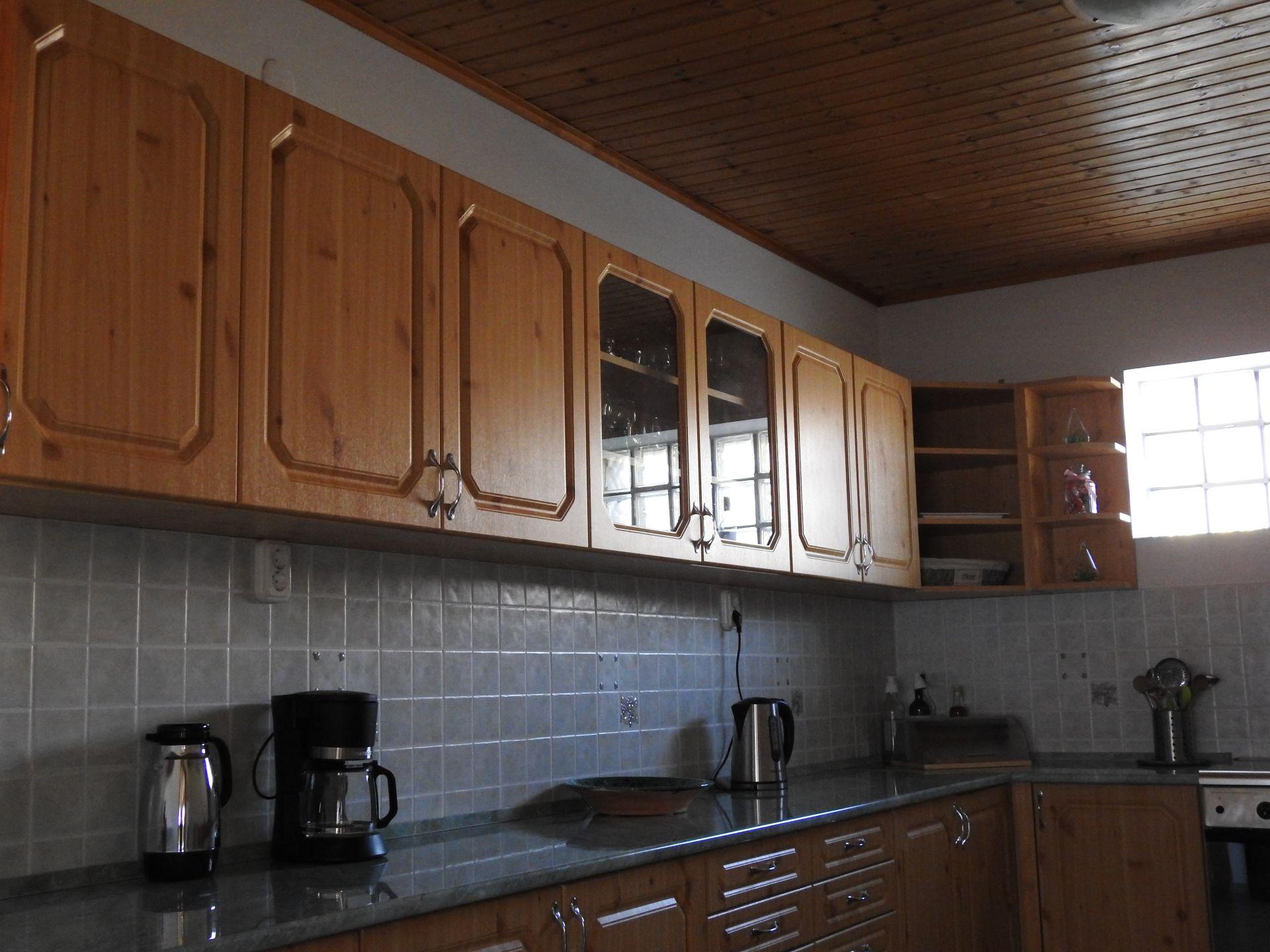 keuken 3 Vakantie Woning Hongarije