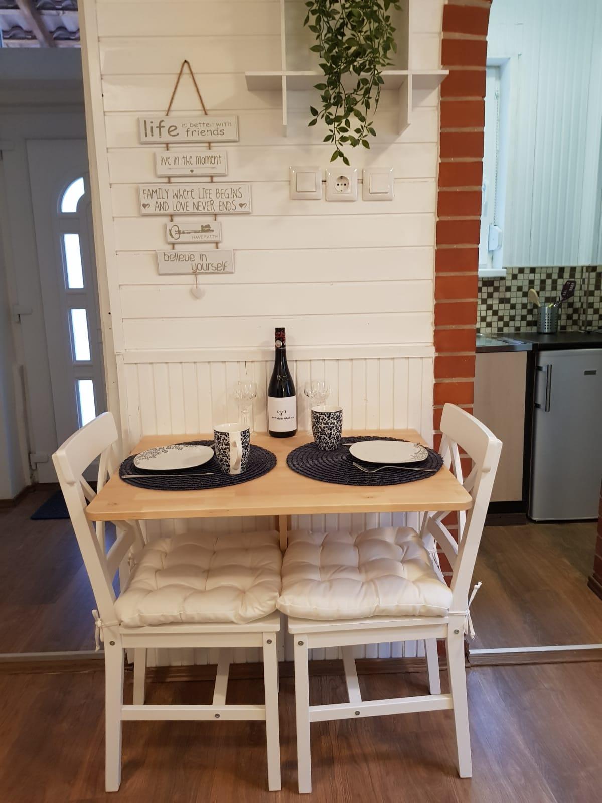 keuken 4 Vakantie Woning Hongarije