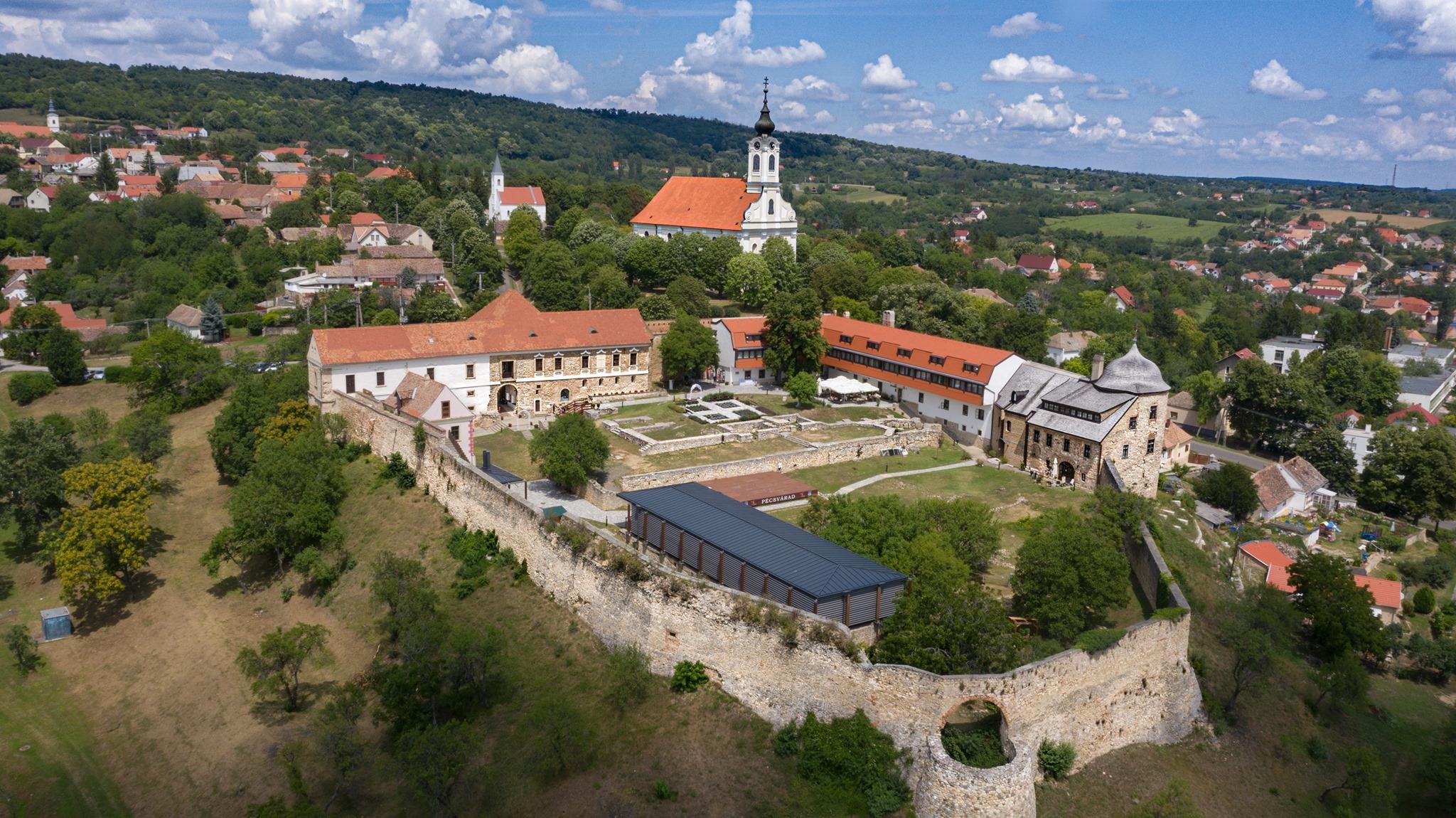 pecsvarad Vakantie Woning Hongarije