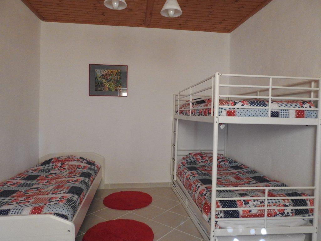 slaapkamer 1 3 Vakantie Woning Hongarije