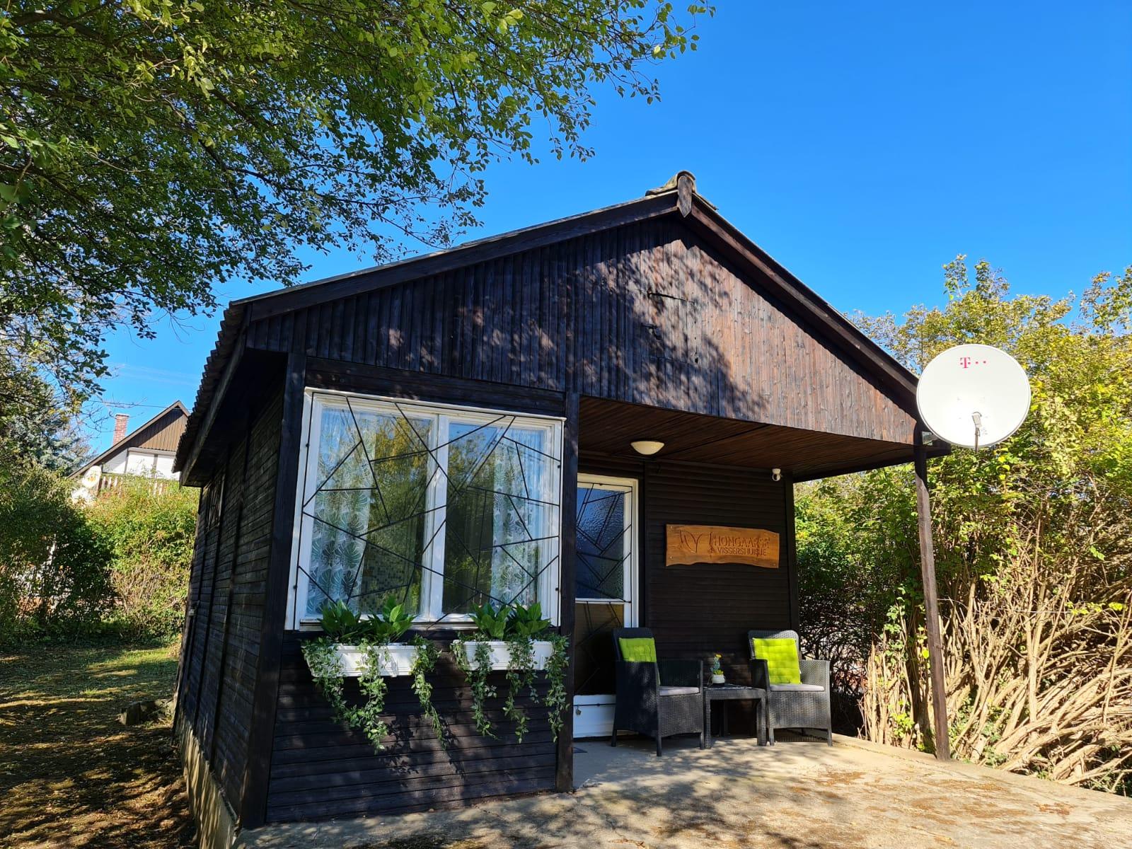 hongaarse visssershuisje 6 Vakantie Woning Hongarije