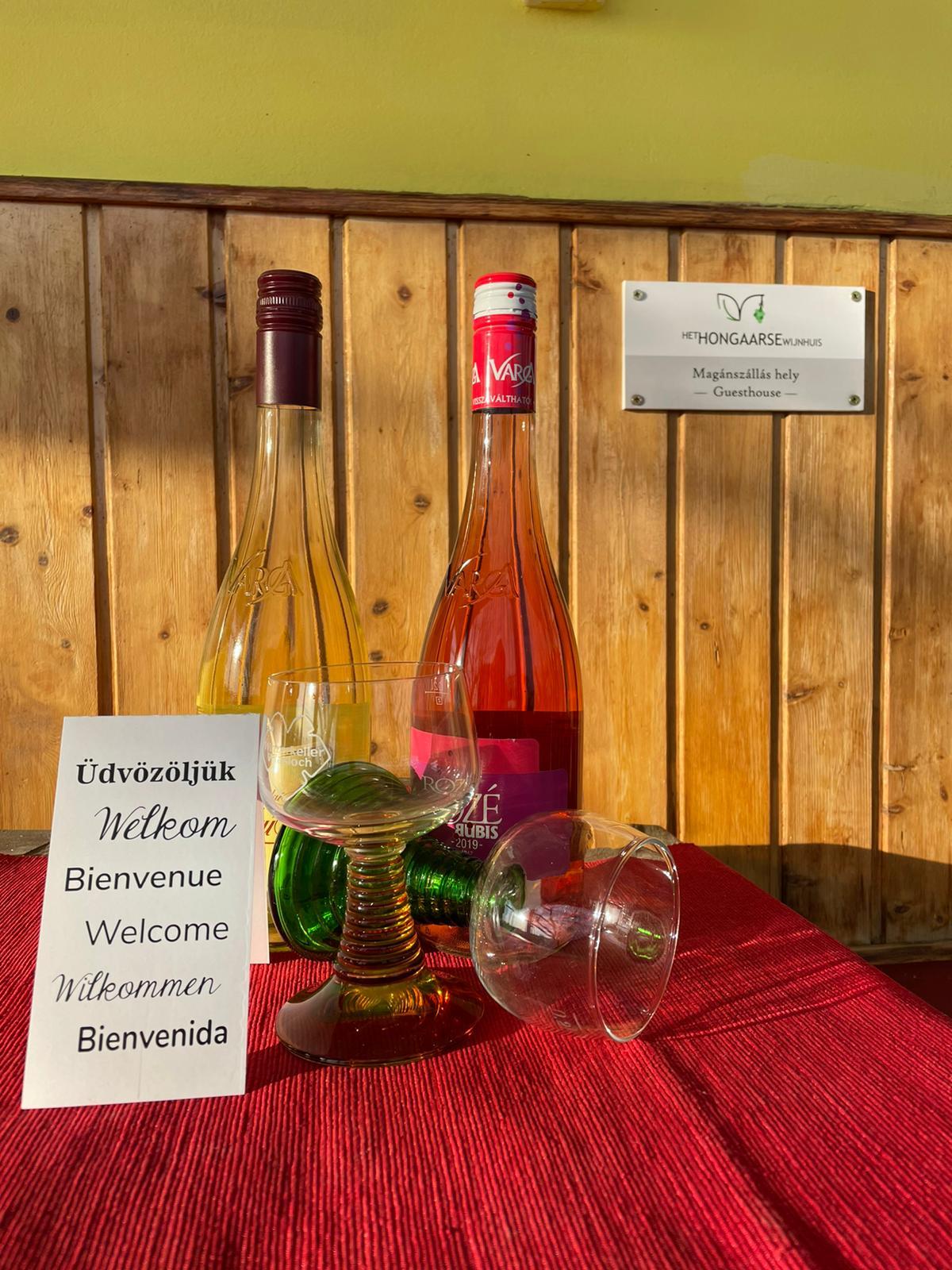 het hongaarse wijnhuis 26 Vakantie Woning Hongarije