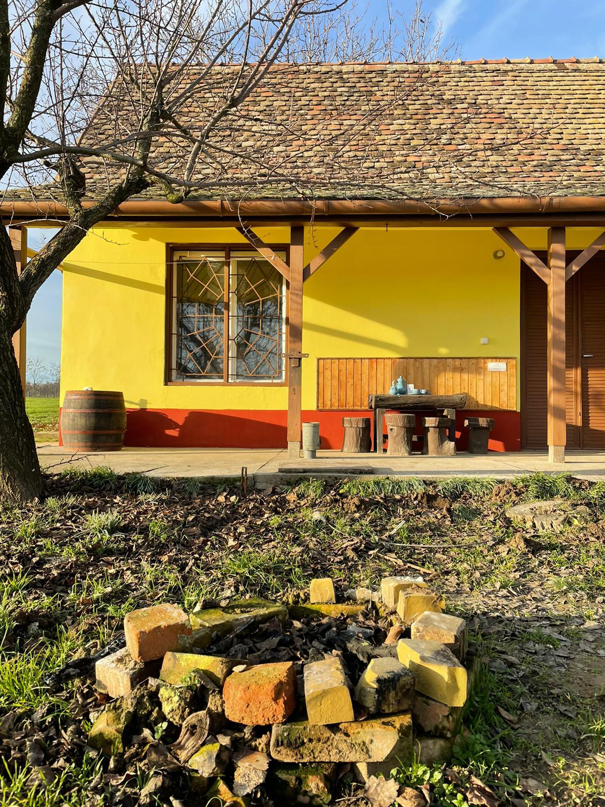 het hongaarse wijnhuis 28 Vakantie Woning Hongarije