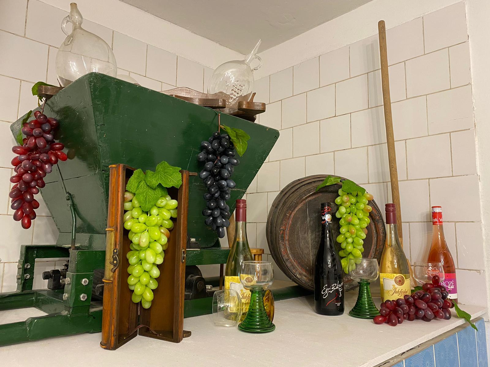wijnhuis hongarije 12 Vakantie Woning Hongarije
