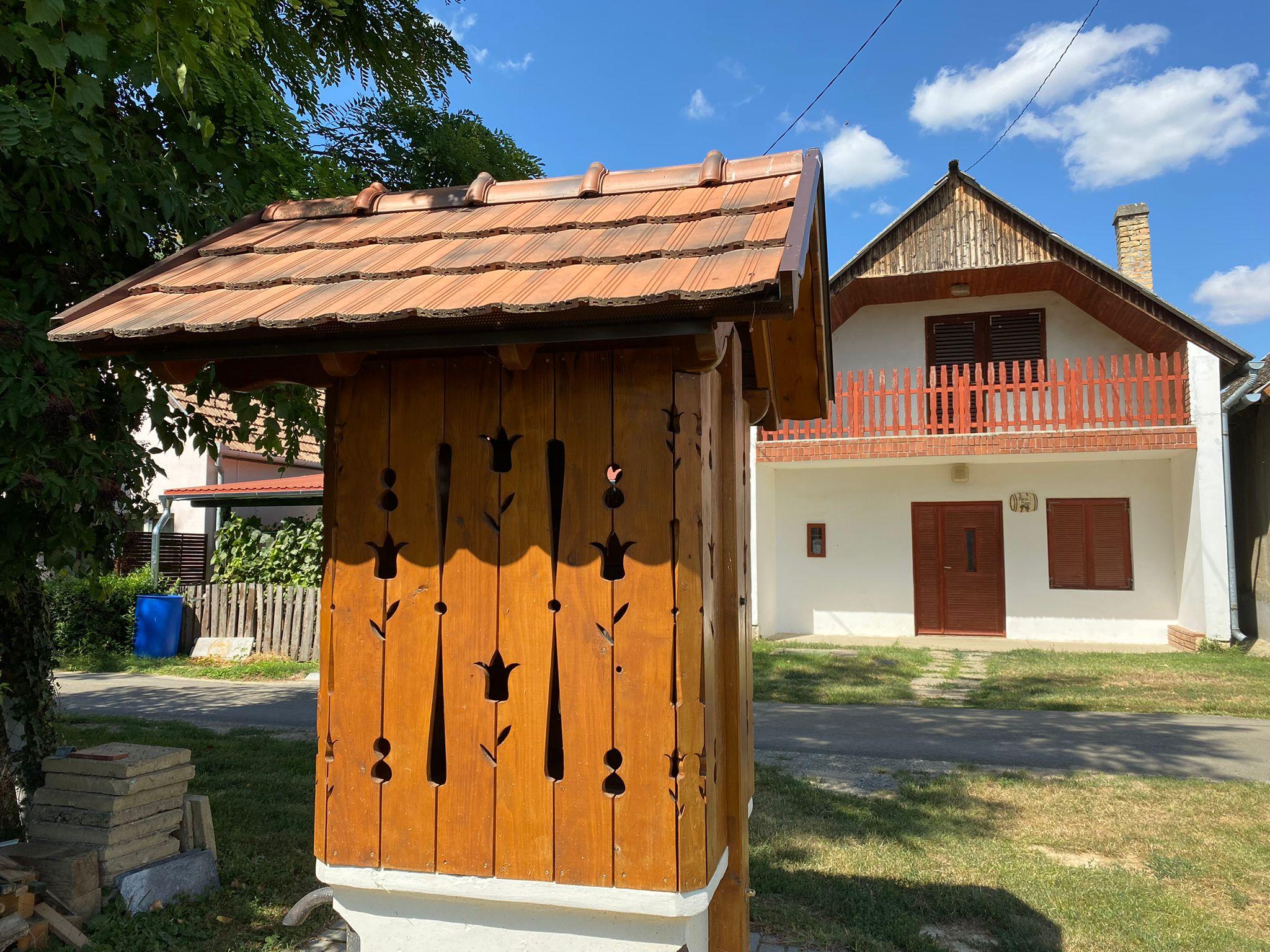 romeo julia huisje 6 Vakantie Woning Hongarije